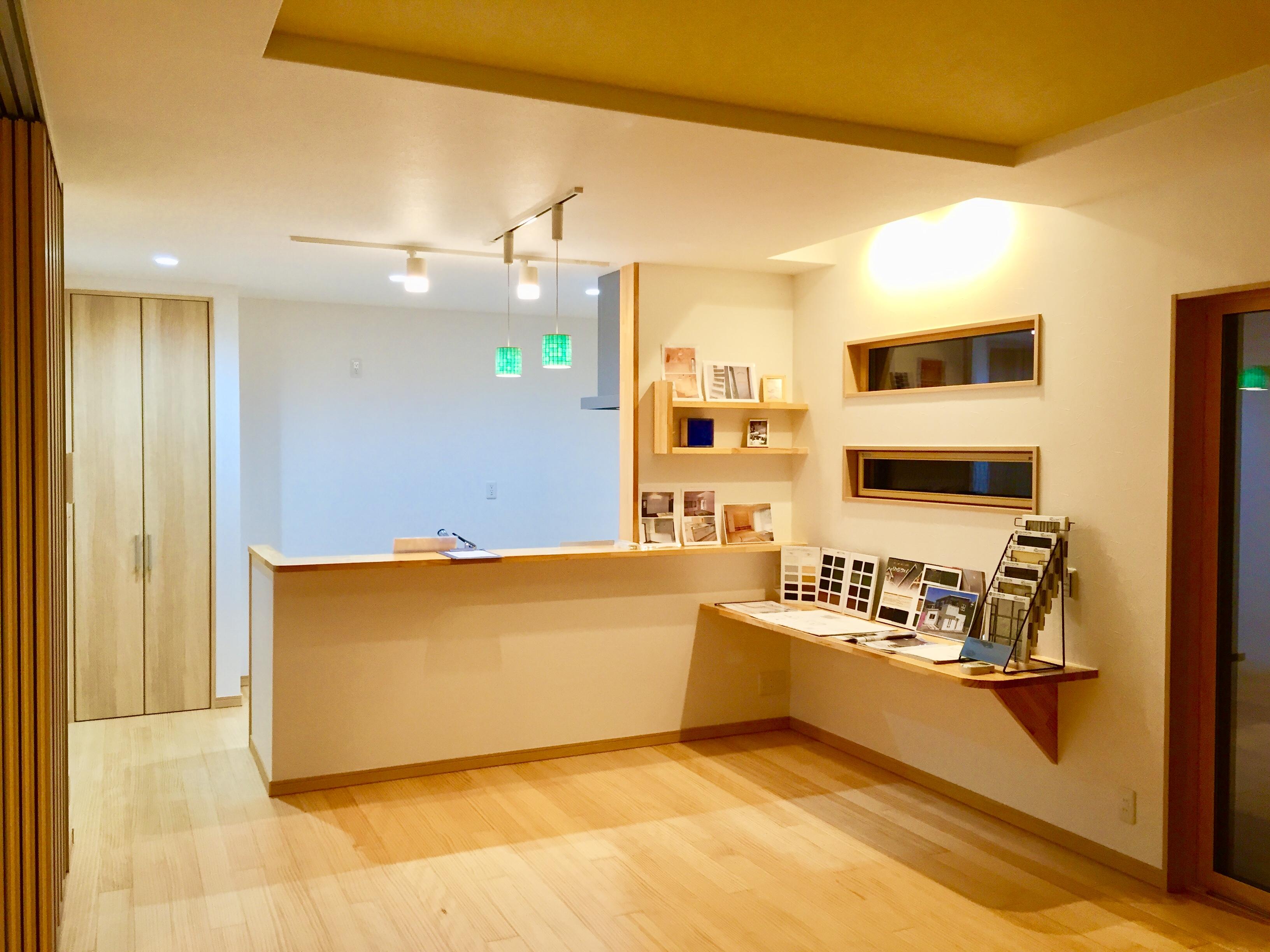 清和・光山常設モデルハウス見学会&住宅相談会開催中! 住まいづくりのこと、なんでもご相談ください。