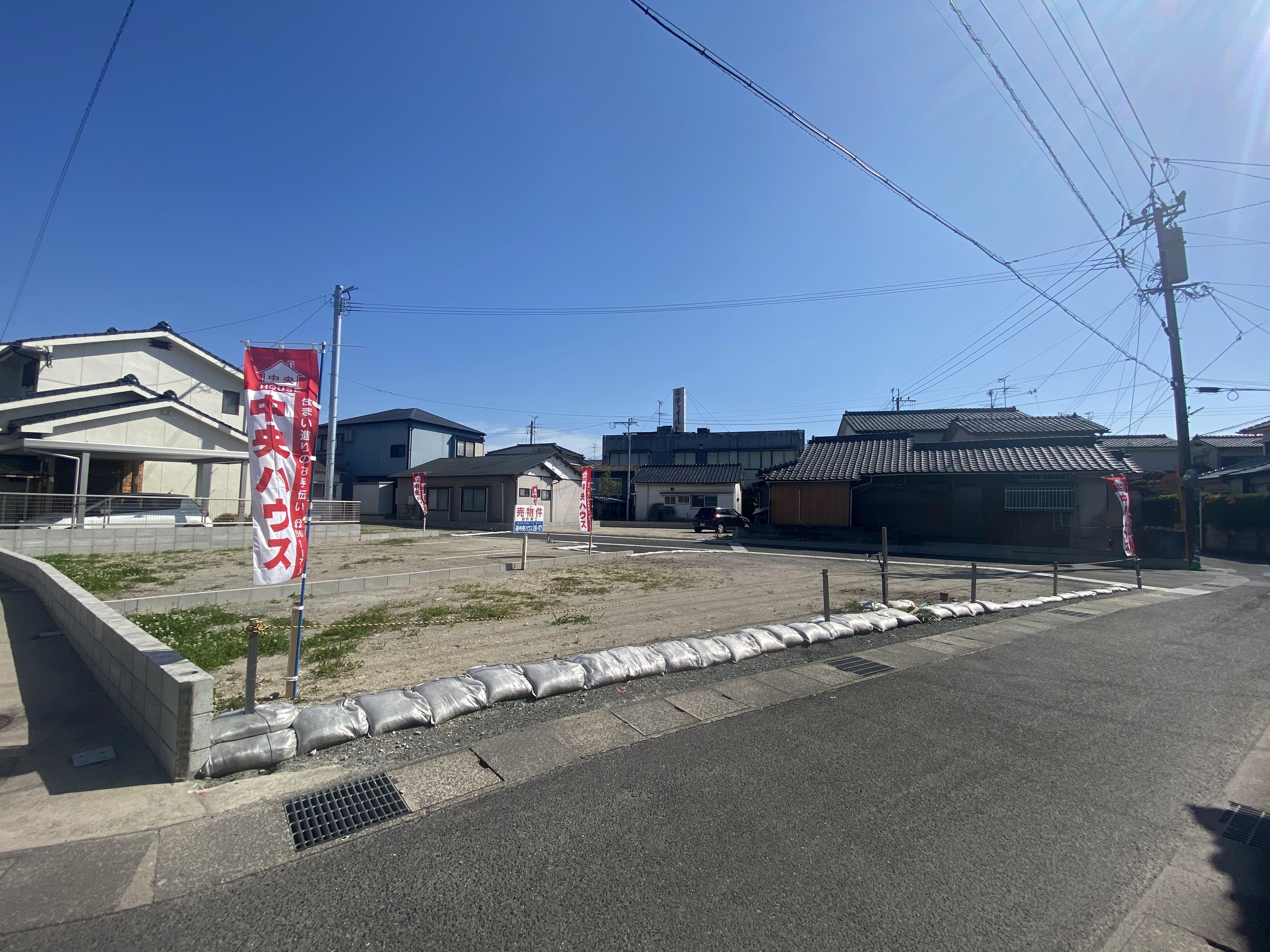 ★サンキュー和田店近くに宅地分譲中★